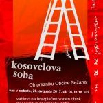 Brezplačen vodeni obisk Kosovelove spominske sobe