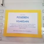 Otvoritev razstave fotografij v Varstveno delovnem centru v Sežani