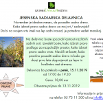 Jesenska sadjarska delavnica